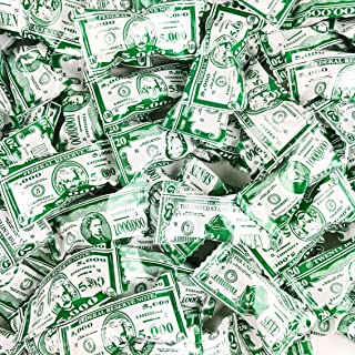 mint dollar bills