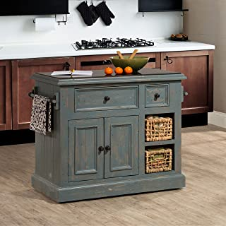 Best hillsdale tuscan retreat small granite top kitchen island Reviews