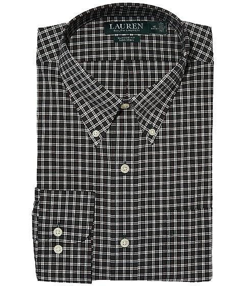 5152d445d80 LAUREN Ralph Lauren Non-Iron Classic Fit Dress Shirt at 6pm
