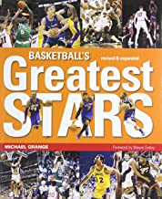 Basketball`s Greatest Stars by Wayne Embry (Foreword), Michael Grange (14-Nov-2013) Hardcover