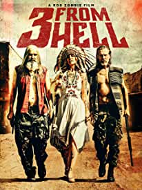 Rob Zombie's 3 From Hell arrives on 4K Ultra HD SteelBook Sept. 28 from Lionsgate