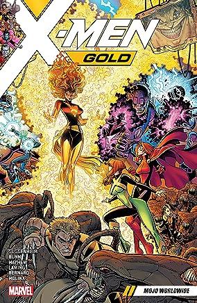 X-Men Gold Vol. 3: Mojo Worldwide (X-Men Gold (2017-2018))