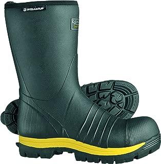 Skellerup FQS1 Quatro Insulated Steel Toe 13 Boots