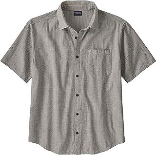 Patagonia M's Organic Cotton Slub Poplin Shirt, Top Uomo