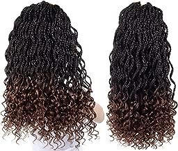 faux locs box braids