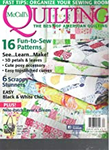 McCall's Quilting Magazine (March April 2012)