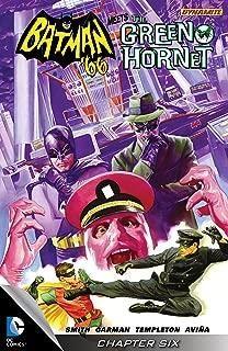 Batman '66 Meets the Green Hornet (2014- ) #6