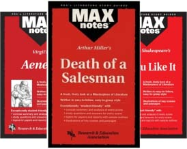 MAXnotes Literature Guides (50 Book Series)