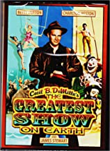 Greatest Show On Earth by Warner Bros. by Cecil B. DeMille