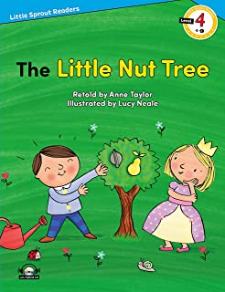 e-future Little Sprout Readers レベル4-01 The Little Nut Tree CD付 英語教材