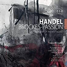 Brockes-Passion, HWV 48 (Excerpts Sung in English): No. 7b, This Is My Blood of the New Testament