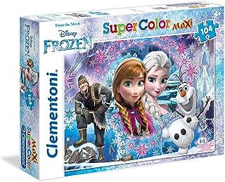 Clementoni - Frozen 104 Maxi Pcs Puzzle