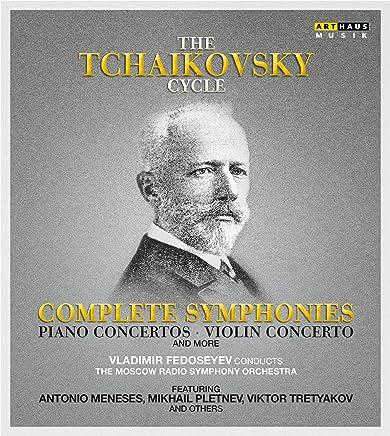 Tchaikovsky Cycle/ [DVD]