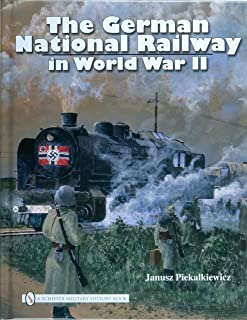 The German National Railway in World War II