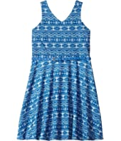 Us Angels - Sleeveless Cutaway Fit and Flare Dress (Big Kids)