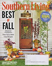 Southern Living October 2017 Best of Fall - Seasonal Containers - Easy Party Ideas - Cozy Recipes