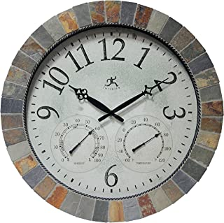 Best slate outdoor clock Reviews