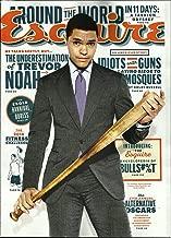 Esquire Magazine (March, 2016) Trevor Noah Cover