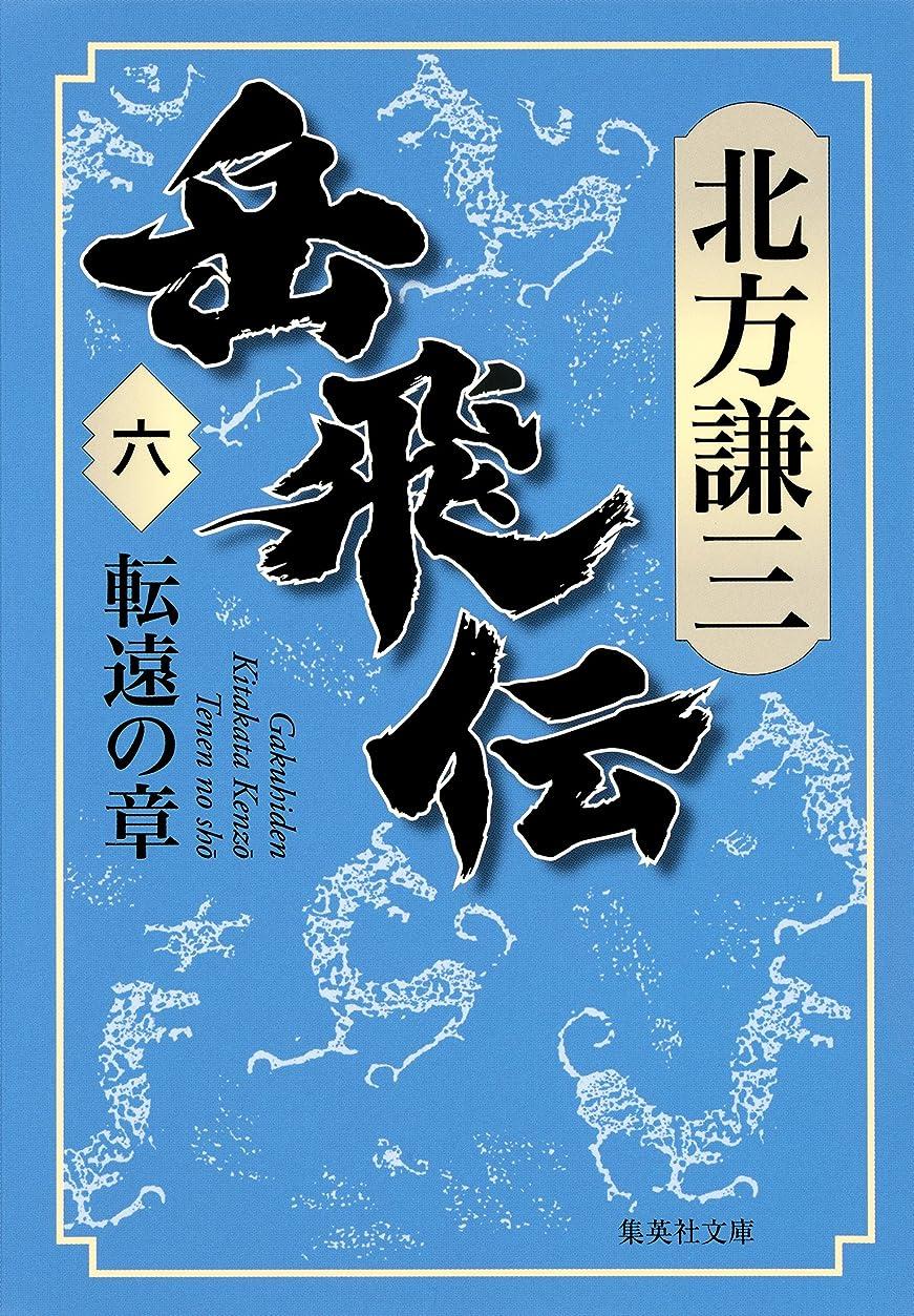 ステレオでる合唱団岳飛伝 六 転遠の章 (集英社文庫)