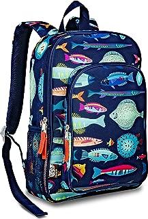 fish bookbag