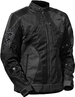 Castle Prism Women's Motorcycle Jacket Black 2XL