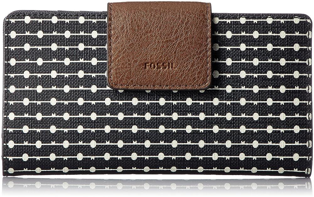 セクション即席ギャラリー[フォッシル] 財布 EMMA TAB CLUTCH (RFID) SL7200