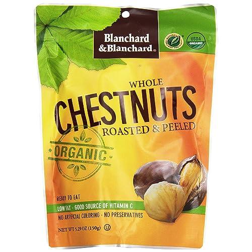 4ad00aa9ee56 Blanchard   Blanchard Whole Chestnuts Peeled and Roasted 5.2oz Bag
