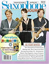 New Orleans Grooves, a Masterclass/Play-Along CD by Jason Mingledorff, Published by Saxophone Journal-01/12
