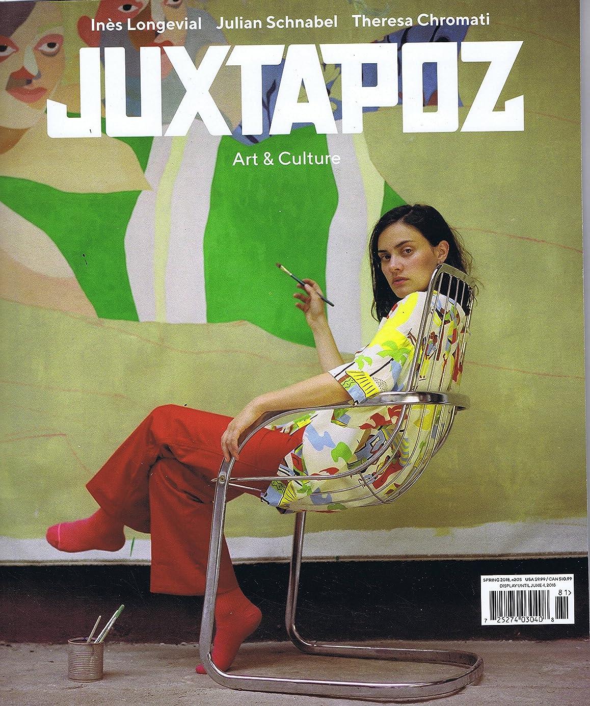 取り消すオーストラリア障害者Juxtapoz [US] Spring No. 81 2018 (単号)