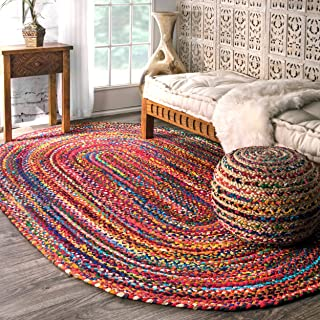 Best braided oval rug Reviews