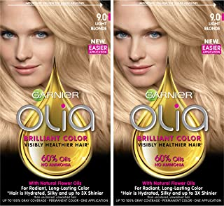 Best garnier olia 9.0 Reviews