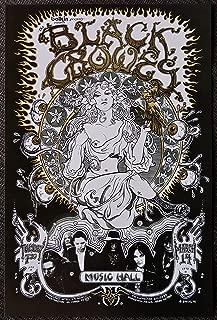 black crowes concert posters