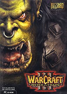 Warcraft III: Reign Of Chaos [PC - Windows XP]