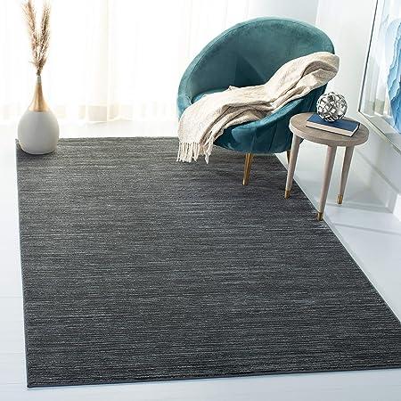 Amazon Com Safavieh Vision Collection Vsn606d Modern Ombre Tonal Chic Area Rug 4 X 6 Grey Furniture Decor