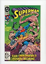 SUPERMAN: MAN OF STEEL #17 | DC | November 1992 | Vol 1 | 1st Appearance of Doomsday (cameo)