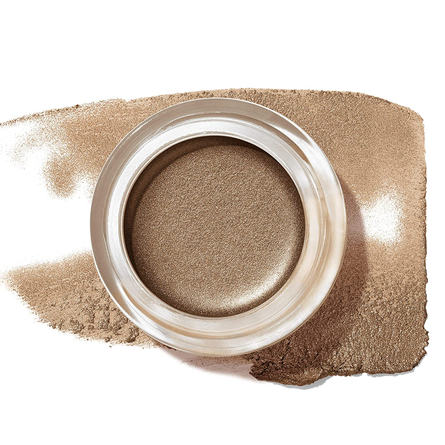 Revlon Colorstay Creme Eye Shadow, Longwear Blendable Matte or Shimmer Eye Makeup with Applicator Brush in Bronze Brown, Caramel (710) : Beauty & Personal Care