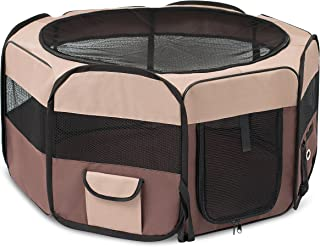 BIRDROCK HOME Internet's Best Soft-Sided Dog Enclosure