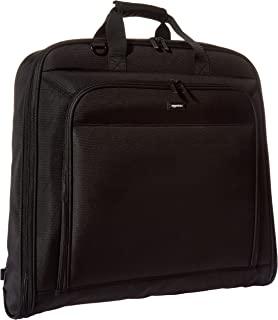 "AmazonBasics Premium Garment Bag, Black- 40"""