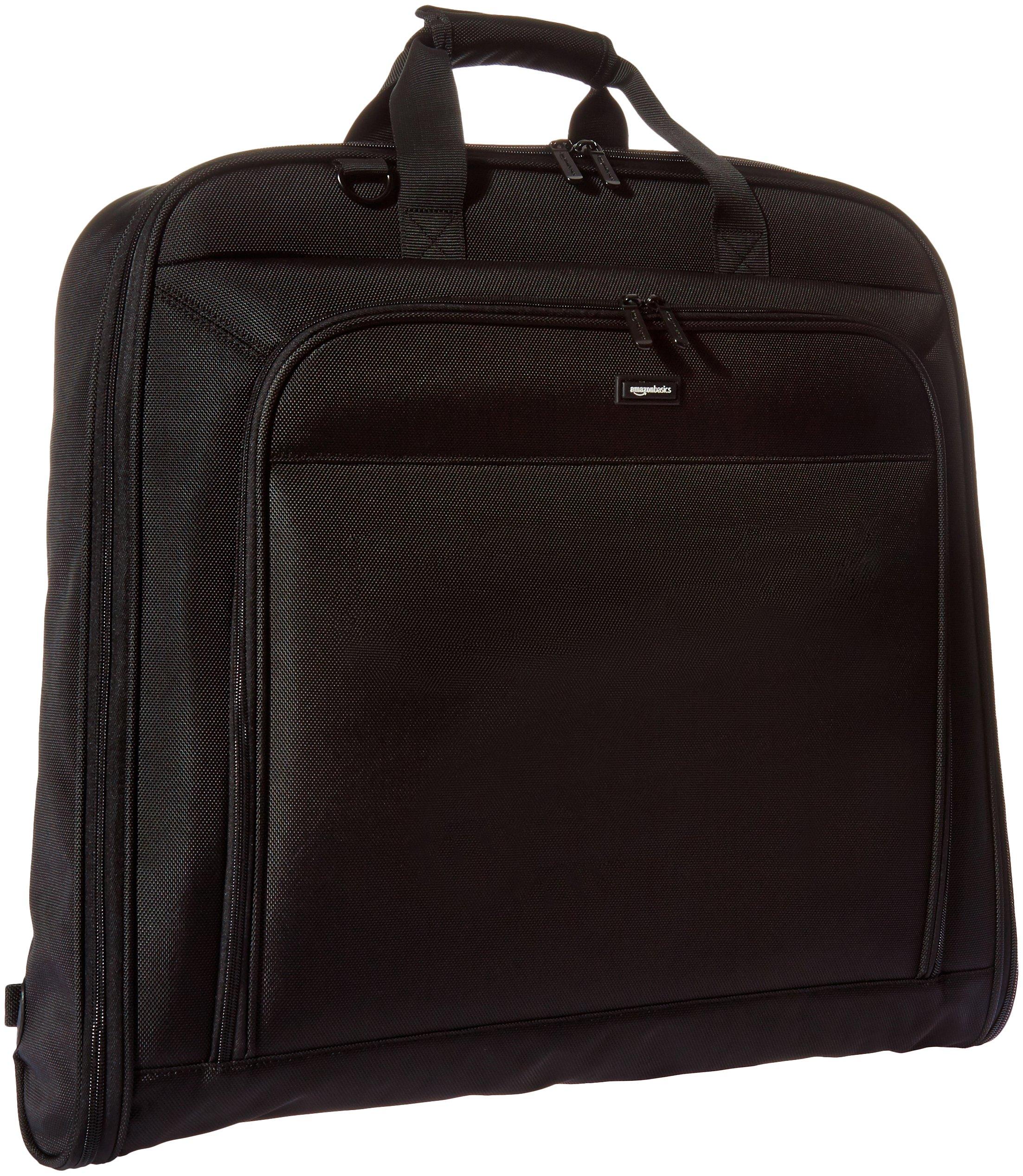 AmazonBasics Premium Hanging Luggage Garment
