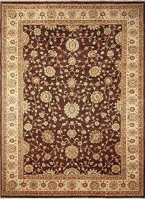 Amazon Com 4678 Distressed Ivory 8 X 10 Area Rug Carpet Large New