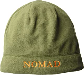 Nomad Men's Fleece Beanie, Military Olive Drab, One Size
