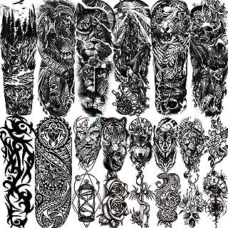 Ganzer tattoo arm männer motive Tattoo Motive