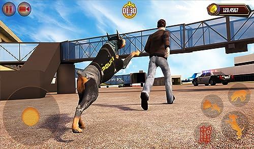 『Airport Police Dog Duty Sim』の4枚目の画像