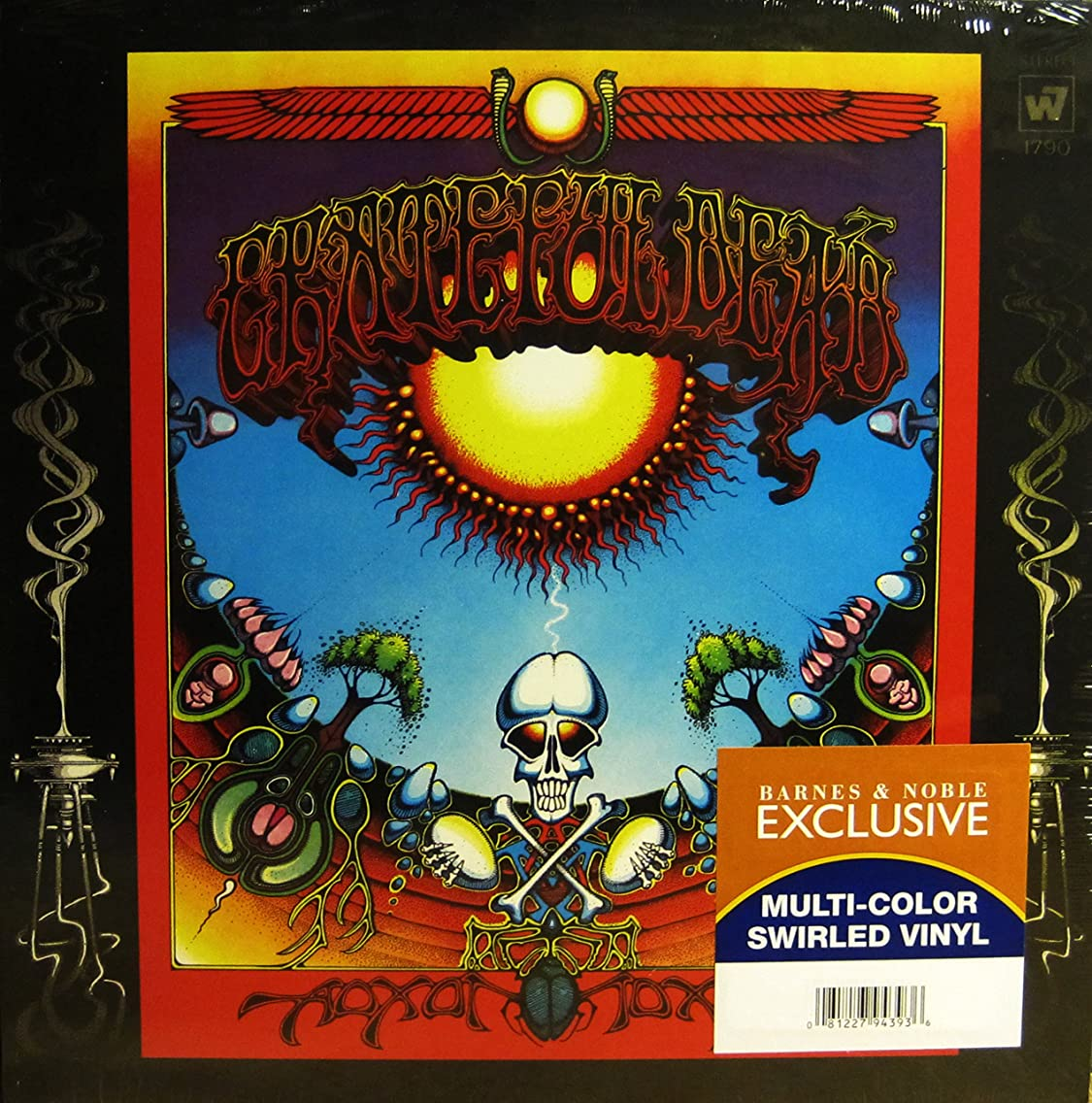 Aoxomoxoa Exclusive Multi-Color Swirled Vinyl