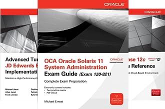 Oracle Press (101-135) (35 Book Series)