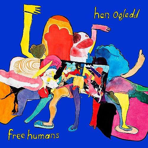 Resultado de imagen de Hen Ogledd - Lp: Free Humans 500x500