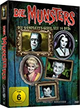 The Munsters : The Complete Series Box