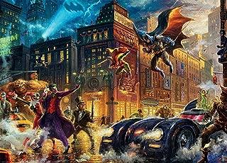Ceaco Thomas Kinkade - DC Comics - Gotham City Puzzle - 1000 Pieces