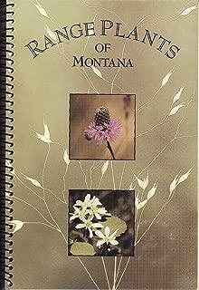 Range plants of Montana