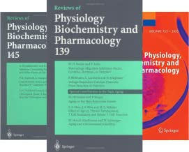 Reviews of Physiology, Biochemistry and Pharmacology (21 Book Series)